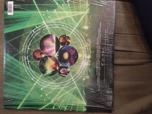 Laser Disc- Pink Floyd Pulse  - Foto 2