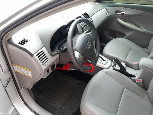 Corolla 2009 XEI 1.8 Automático  - Foto 4