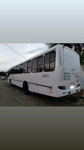 Vende - se ônibus caio apache S21 2003 - Foto 3