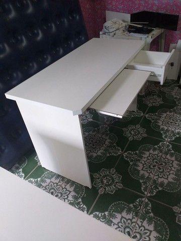 Super mesa de escritório eu entrego  - Foto 2