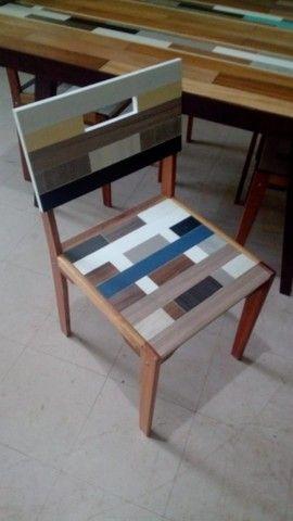 Vendo Cadeira - Mosaico - Frete Grátis - Foto 5
