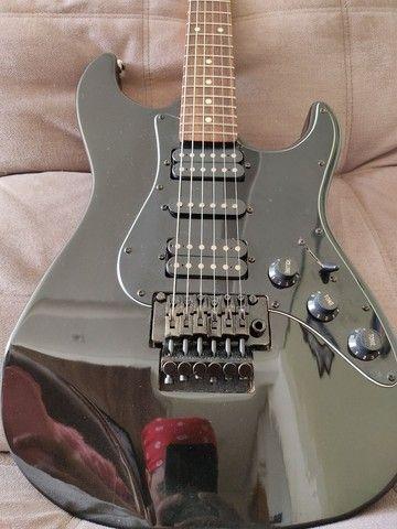 Guitarra Seizi Mosh RW Metalic Black