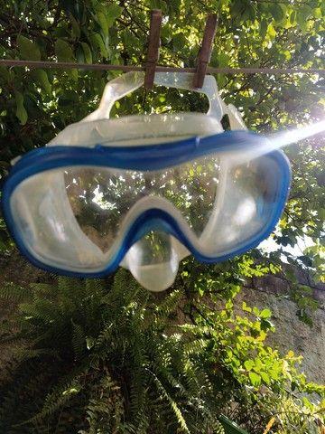 Máscara de Mergulho Tribord - Foto 3