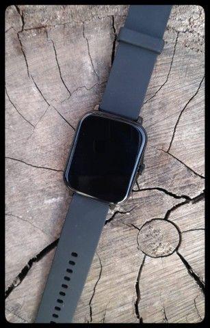 Relógio Smartwatch P8 Plus 2021 Notificações/Esportes/Saúde  - Foto 2