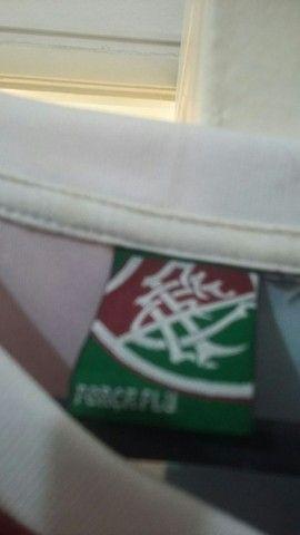 Camisa Fluminense Força Flu tamanho GG - Foto 3