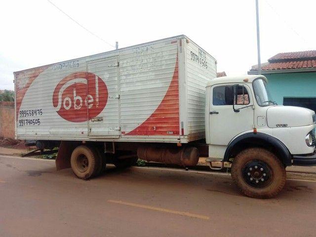 Caminhão baú 1113 - Foto 6