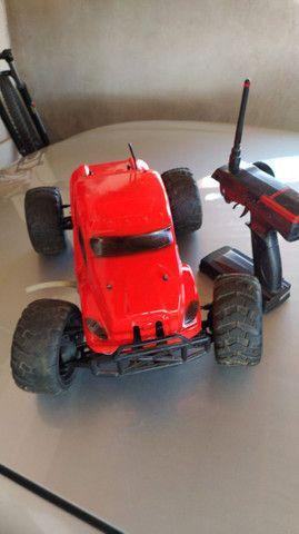 Vendo Monsters truck seminovo - Foto 3