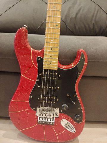 Guitarra Tagima Assignure Juninho Afram - Foto 6