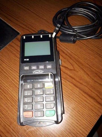 "Pinpad Gertec PPC 920 USB ""NOVO"""