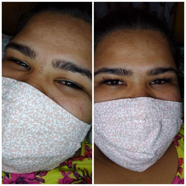 Limpeza de pele, extensão de cílios, design de sobrancelhas - Foto 2