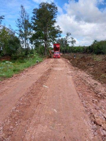 Aterro terraplanagem, estradas açudes tudo com preço justo e com qualidade  - Foto 3