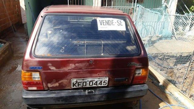 Vendo esse lindo carro Muito bom Fiat uno  - Foto 4