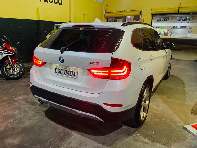 BMW X1 2014sDrive 2.0 18i Blindada Extra top - Foto 6