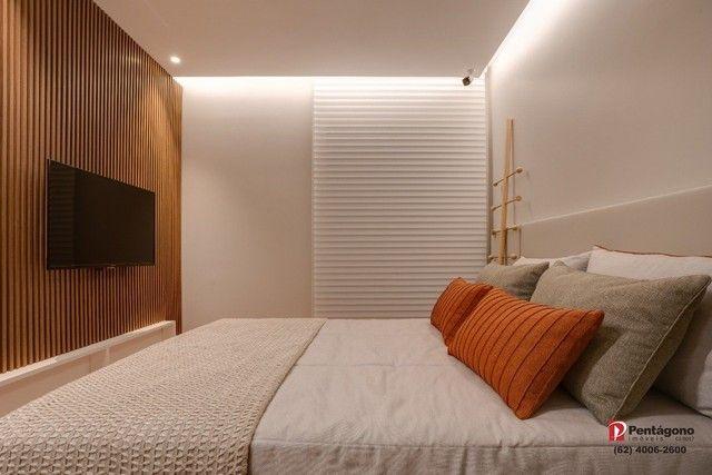 Apartamento à venda com 2 dormitórios em Setor oeste, Goiânia cod:24065 - Foto 8