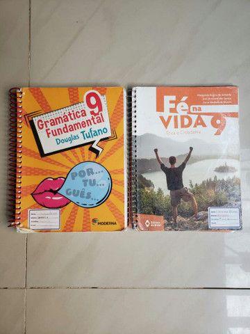 Livros à venda 9° ano - Foto 2