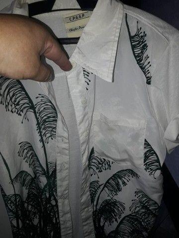 camisa feminina haway tam m.....zap *    - Foto 4