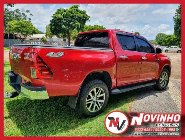 Toyota HIlux Srx 2.8 At 2016/2017 - Foto 4