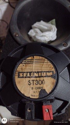 """Caixa de Mala Selenium quatro 15""""  - Foto 4"""