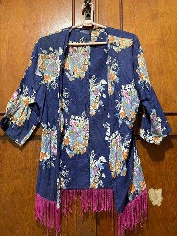 Kimono tam único