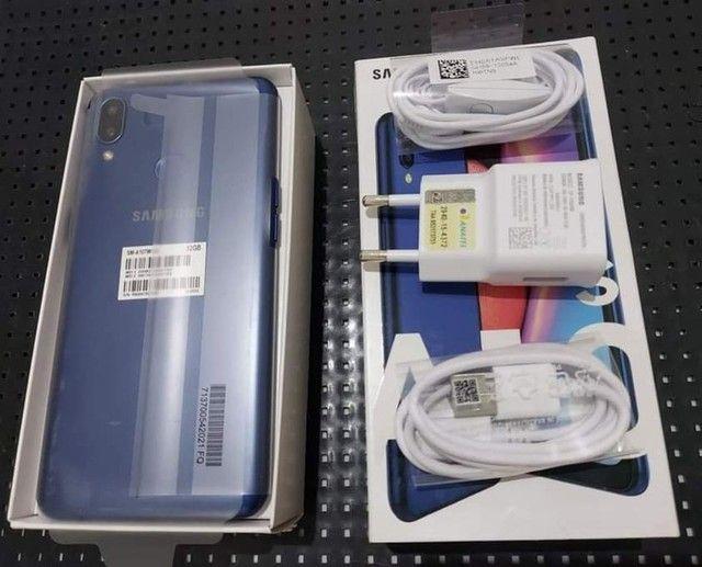 Vendo Samsung A 02 Novo Lacrado
