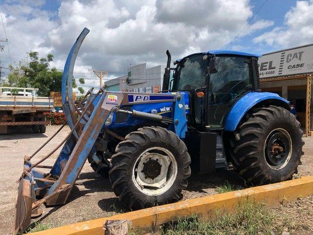 Trator T6 110 cv