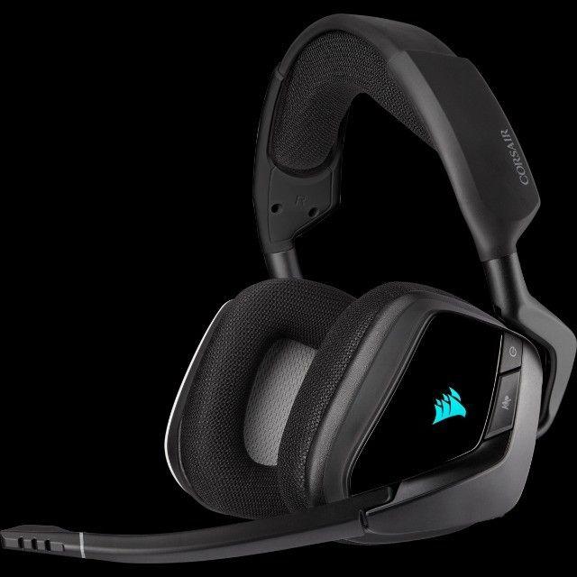 Headset Gamer Corsair Void Elite Wireless, RGB, 7.1 Surround - Foto 5