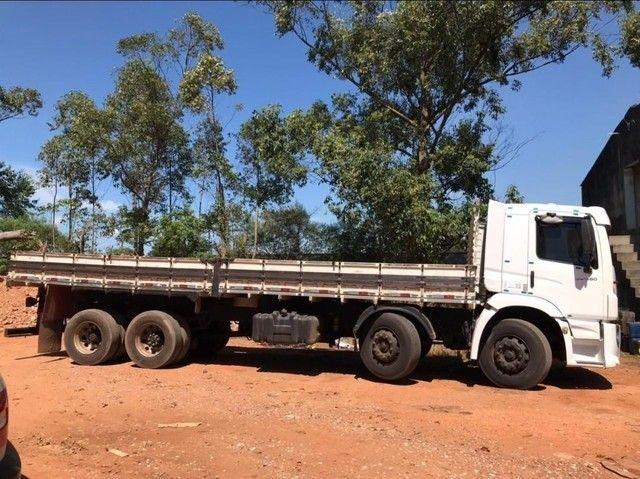 Vw 24250 truck carroceria ótimo estado- 140.000,00 - Foto 3