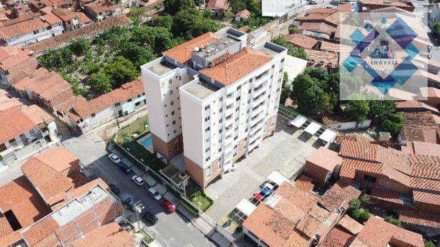 Apartamento com 3 dormitórios à venda, 65 m² por R$ 250.000 - Maraponga - Fortaleza/CE - Foto 3
