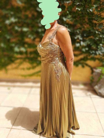 Vestido longo luxo - Foto 3