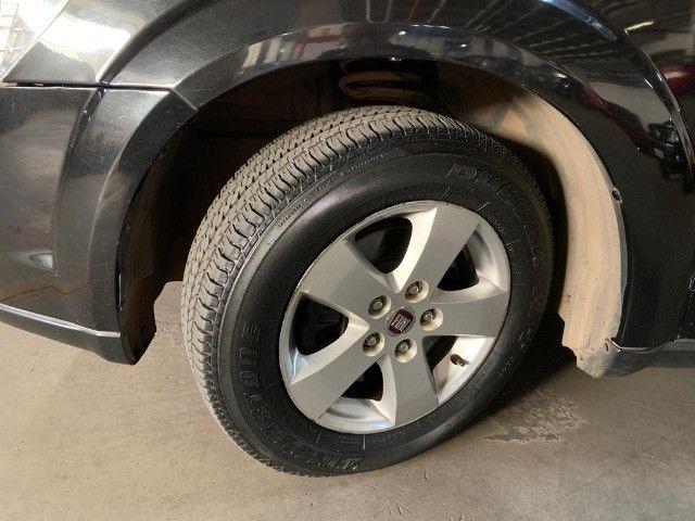 Fiat Freemont 2.4 Precision 7 lugares com 4 pneus Bridgestone novos - Foto 12