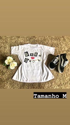 Camisetas Femininas - Foto 2