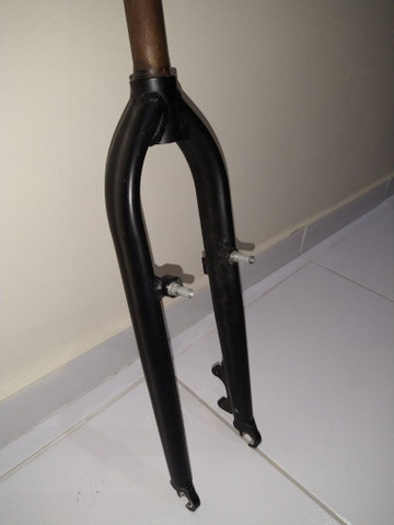 Garfo Puro Alumínio P/ Bicicleta