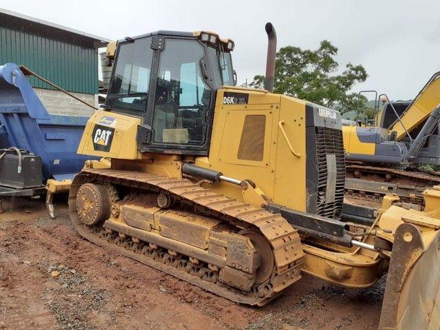Trator esteira D6K2 XL
