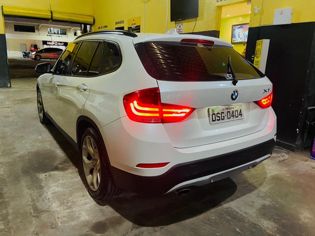 BMW X1 2014sDrive 2.0 18i Blindada Extra top - Foto 8