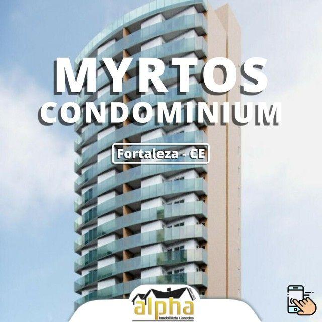Apartamento na Aldeota com 3 Suítes 93m² - Myrtos Condomínio