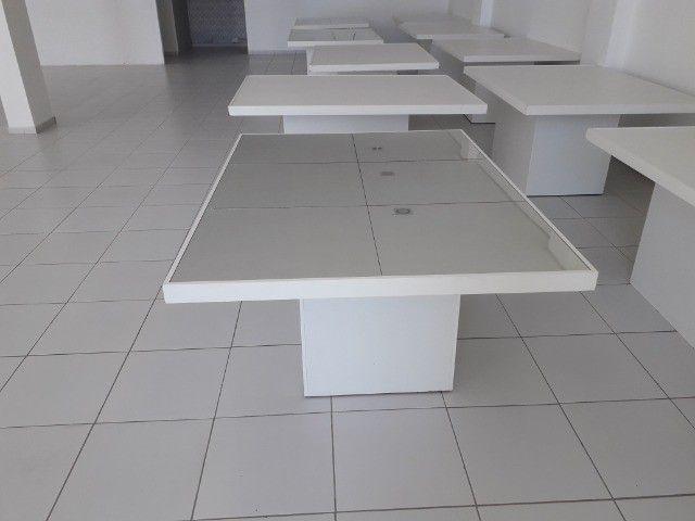 Mesa para 8 cadeiras - Foto 6