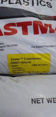 Copoliester Eastman GN001 PET-G Virgem - lote 875 KG - Foto 2