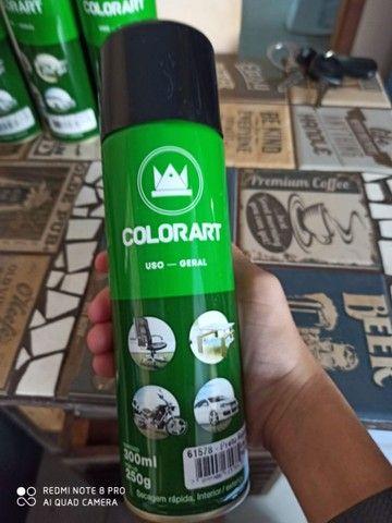 Vendo tinta spray colorart - Foto 3