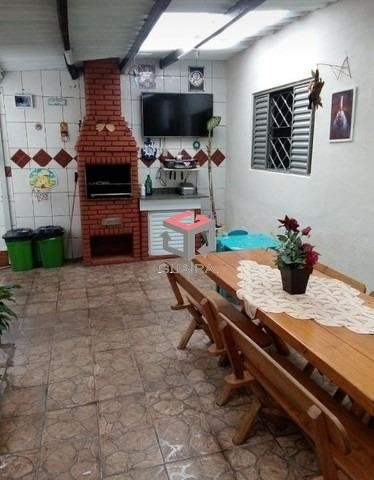 Casa à venda, 3 quartos, 3 vagas, Independência - São Bernardo do Campo/SP