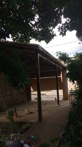 Telhados coloniais com estrutura metálica - Foto 5