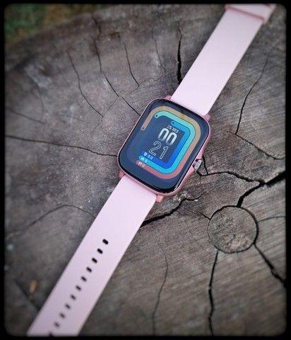 Relógio Smartwatch P8 Plus 2021 Notificações/Esportes/Saúde  - Foto 5
