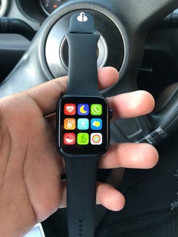 Relógio Smartwatch hw22 o melhor do mercado  - Foto 2