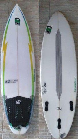 Prancha de surf nova - Foto 3
