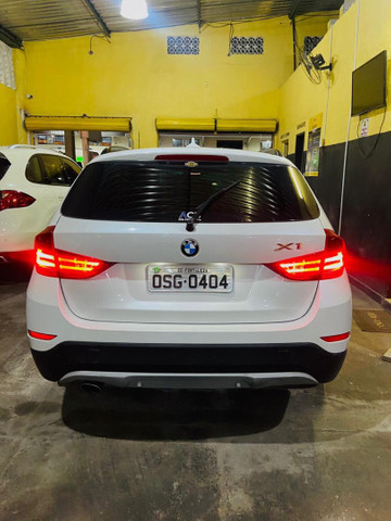 BMW X1 2014sDrive 2.0 18i Blindada Extra top - Foto 7