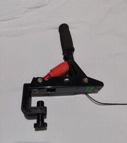 Freio de mão analógico USB