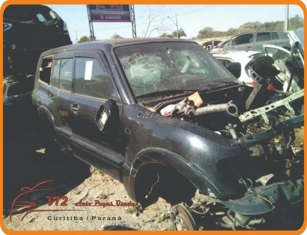 Peças do Mitsubishi Pajero Full 3.2 Diesel 2004 (sucata somente para peças)