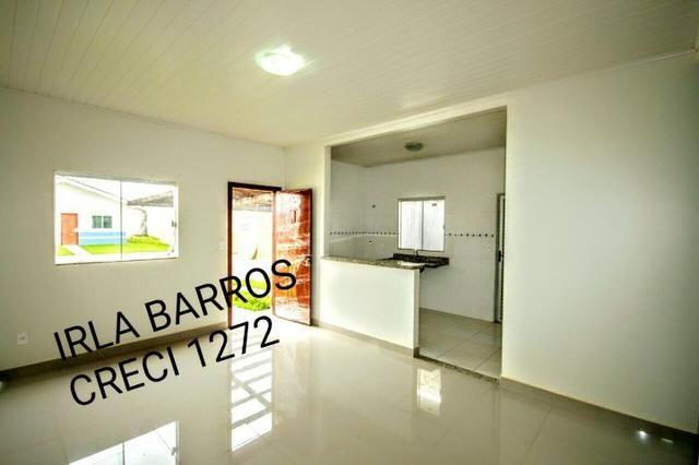 Residencial Tulipas Casa 3 quartos, pronta entrega, Condições Especiais Na entrada - Foto 4
