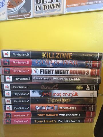 Ps2 Jogos Originais