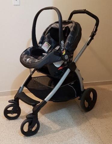 Carrinho Peg-Perego Book Plus + Bebê Conforto Primo Viaggio Peg-Pérego