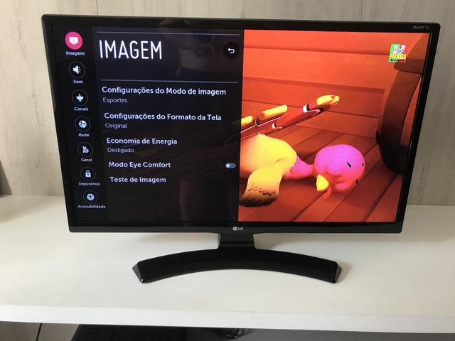 Smart Tv Led LG 28? 28MT49S garantia estendida